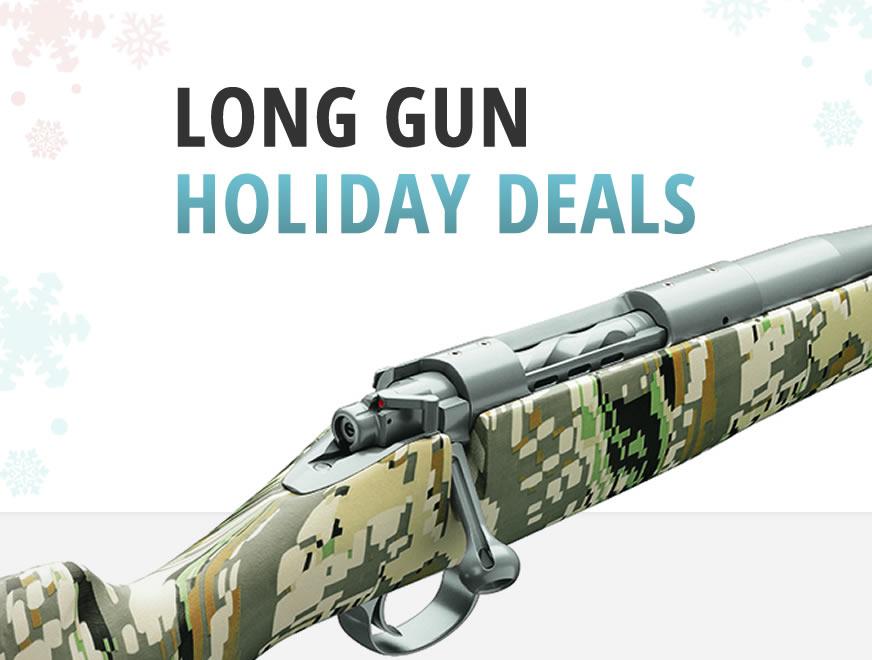 Long Gun Holiday Deals