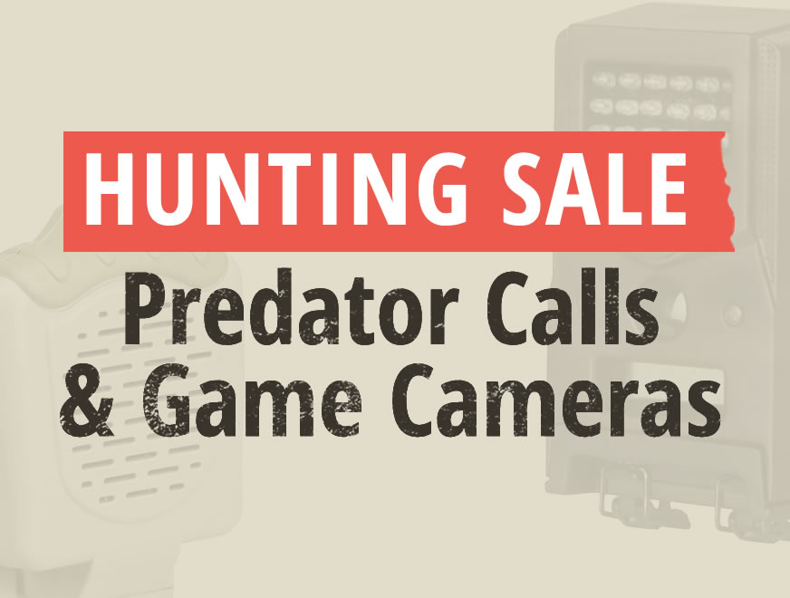 Predator Hunting Sale