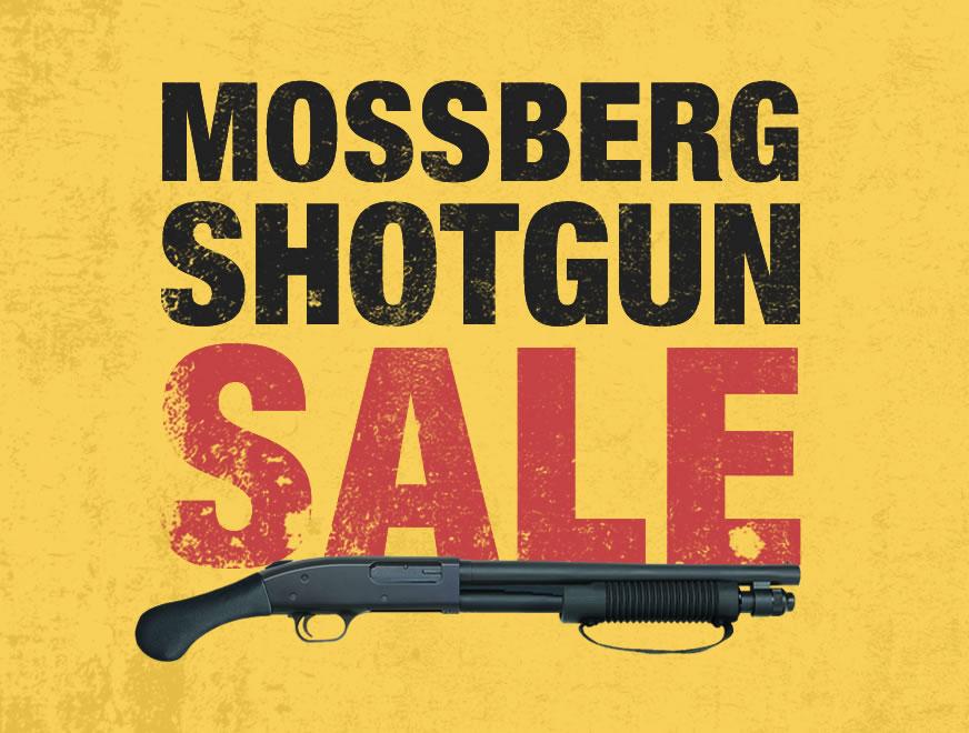 mossberg deals shockwave flash shotguns superstore sportsman shotgun outdoor weekly
