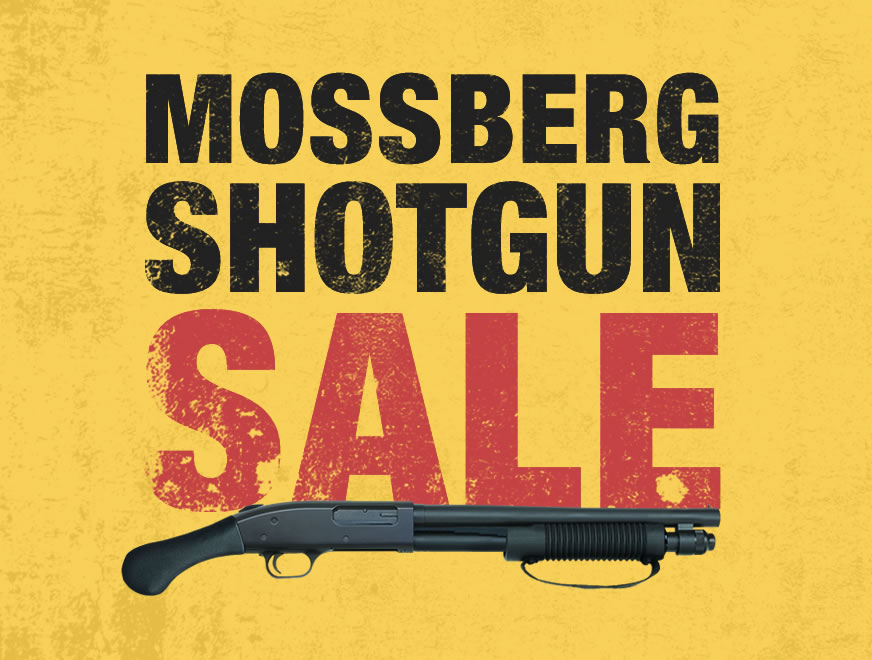 Mossberg 590 Shockwave Sale