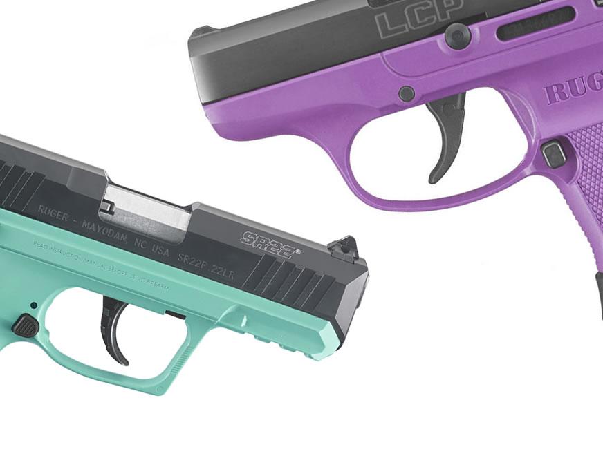 Ruger Color Pistols