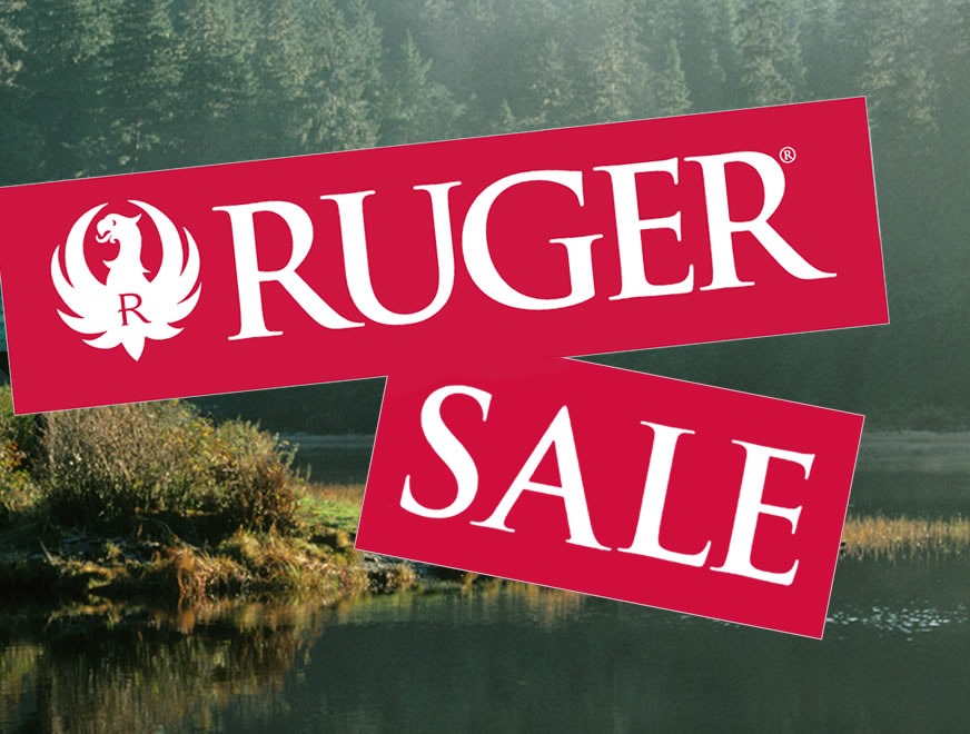 Huge Ruger Sale