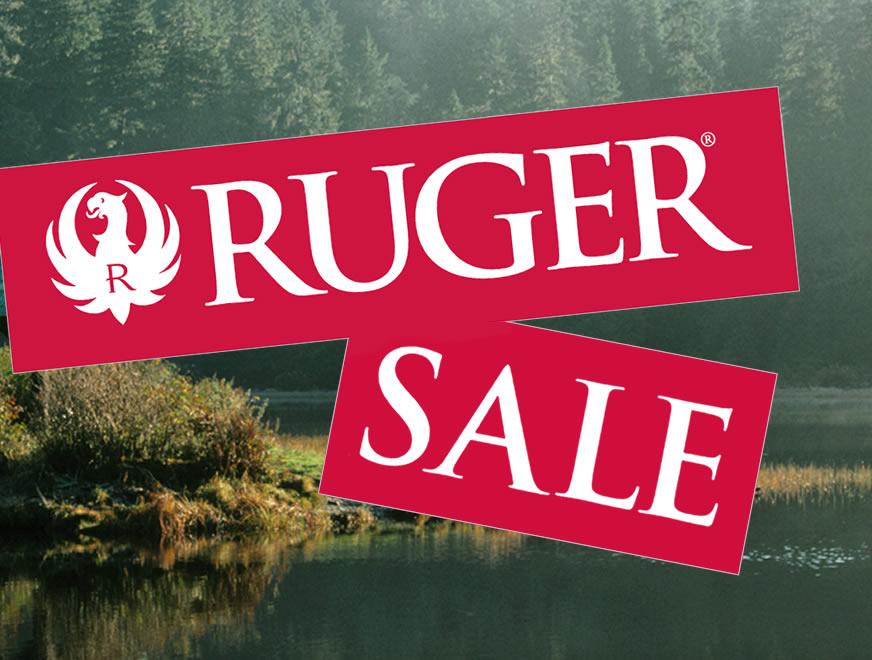 Huge Ruger Sale