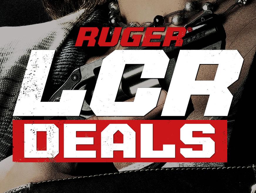 Ruger lcr deals