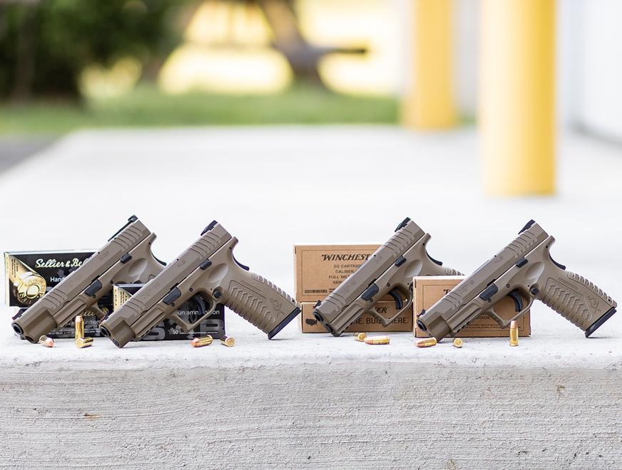 Springfield Handgun Deals