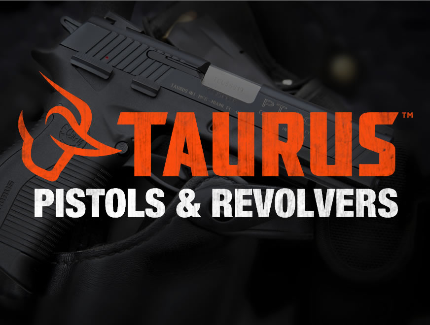 Taurus Pistols & Revolvers