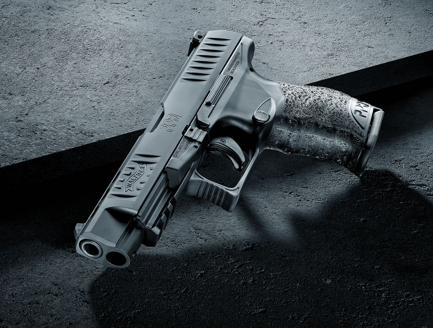 Certified Pre-Owned Walther PPQs