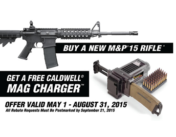 S&W M&P15 Rifle Rebate