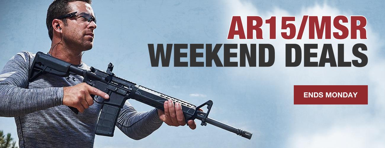 sportsman guns weekend ar15 gun superstore outdoor firearms deals