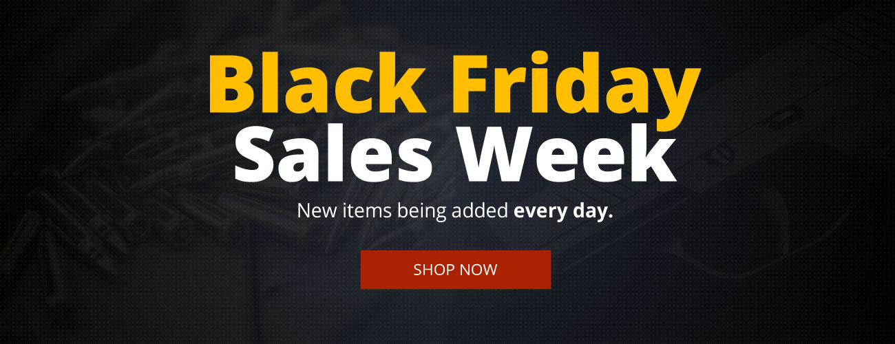 Black Friday Sales Week