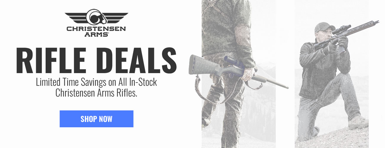 Christensen Arms Rifle Deals