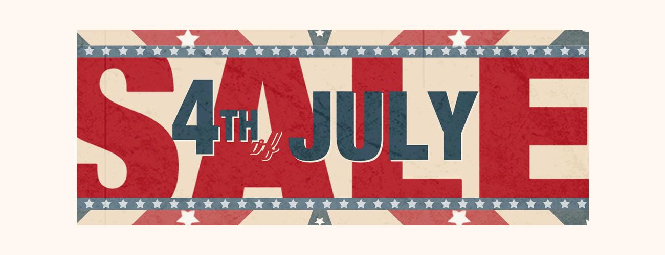 July 4th Gun Sale