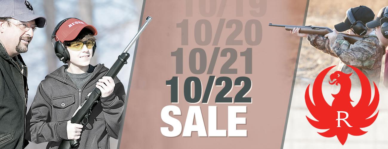 Ruger 10/22 Sale