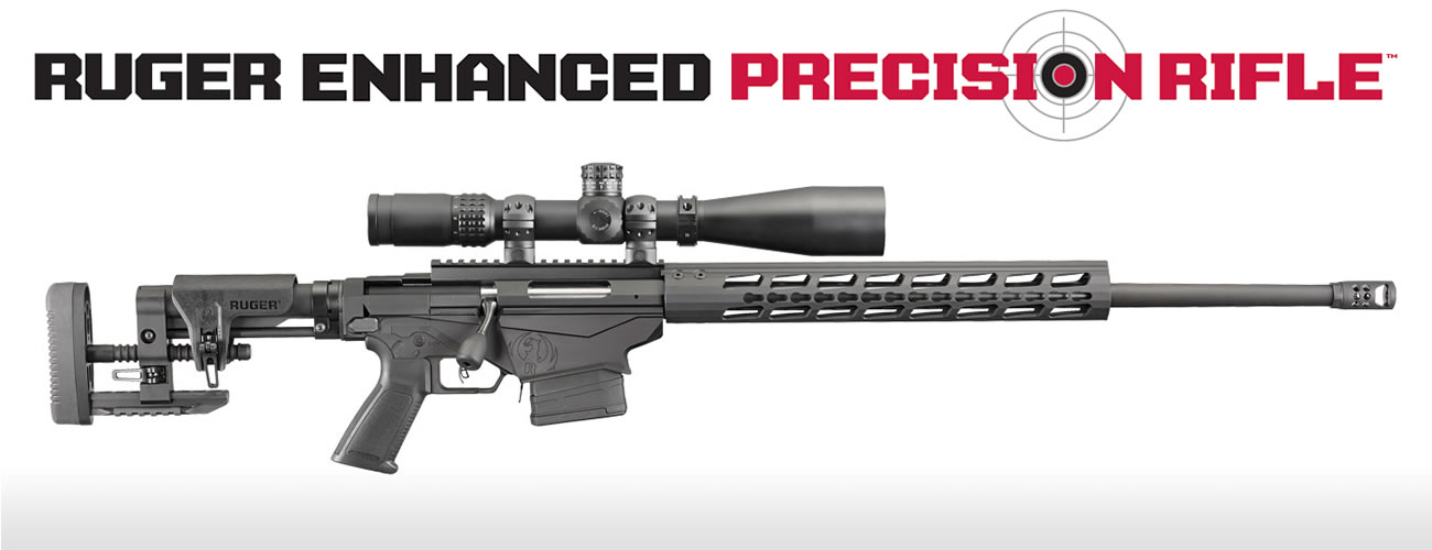Ruger Enhanced Precision Rifles for Sale