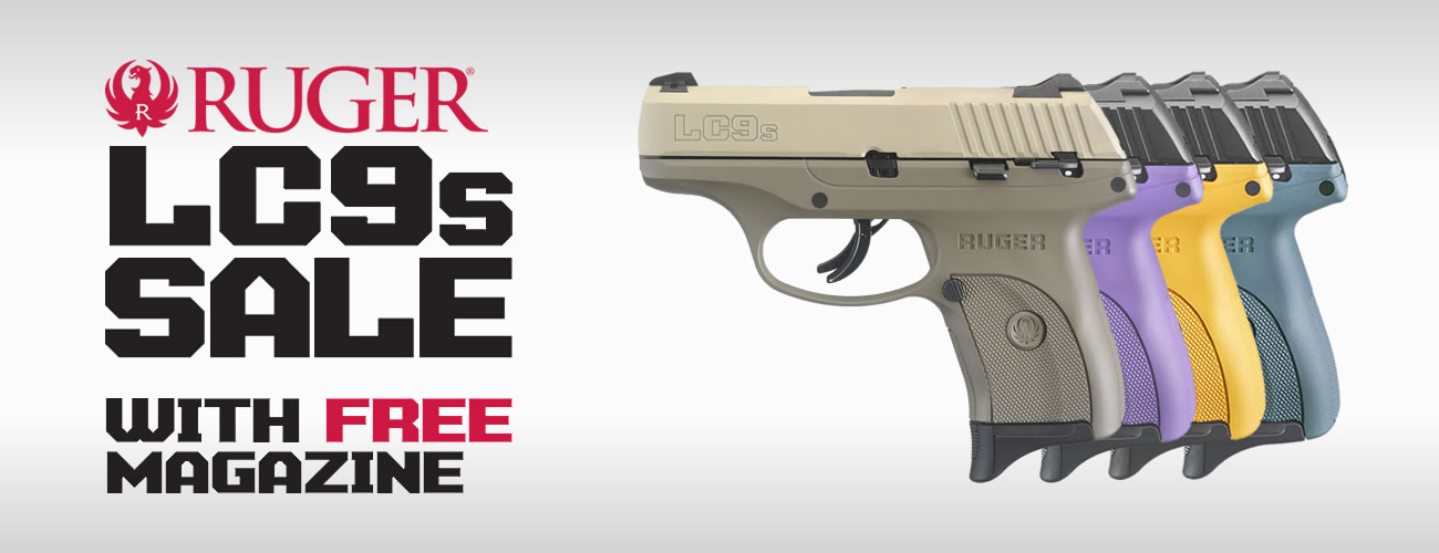 Ruger LC9s Gun Sale