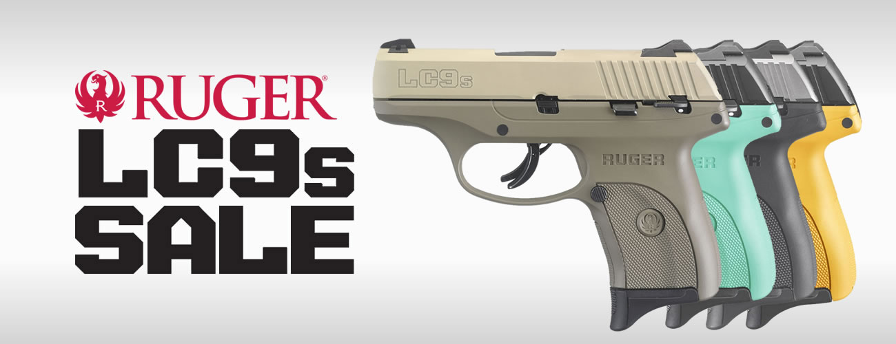 Ruger LC9s Sale