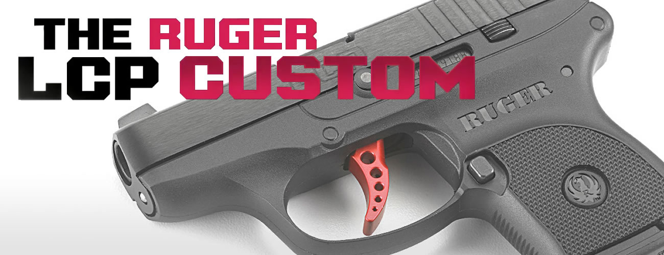 Ruger LCP Custom for Sale
