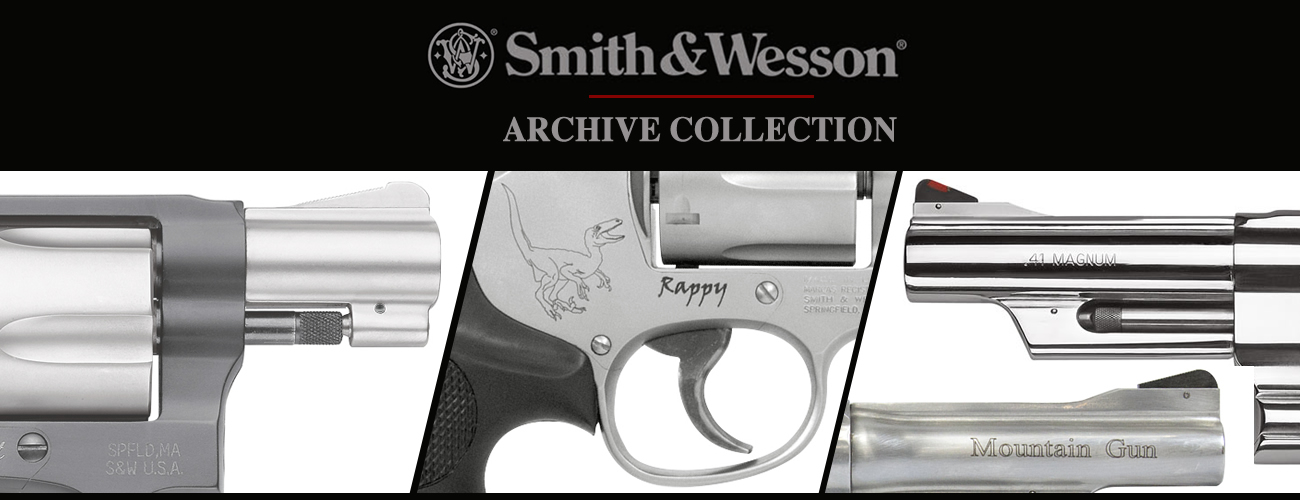Smith and Wesson Archive Collection