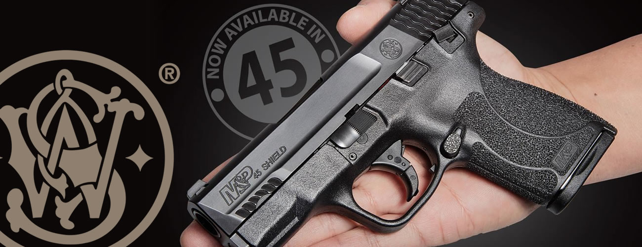 Smith and Wesson M&P Shield 45 for Sale