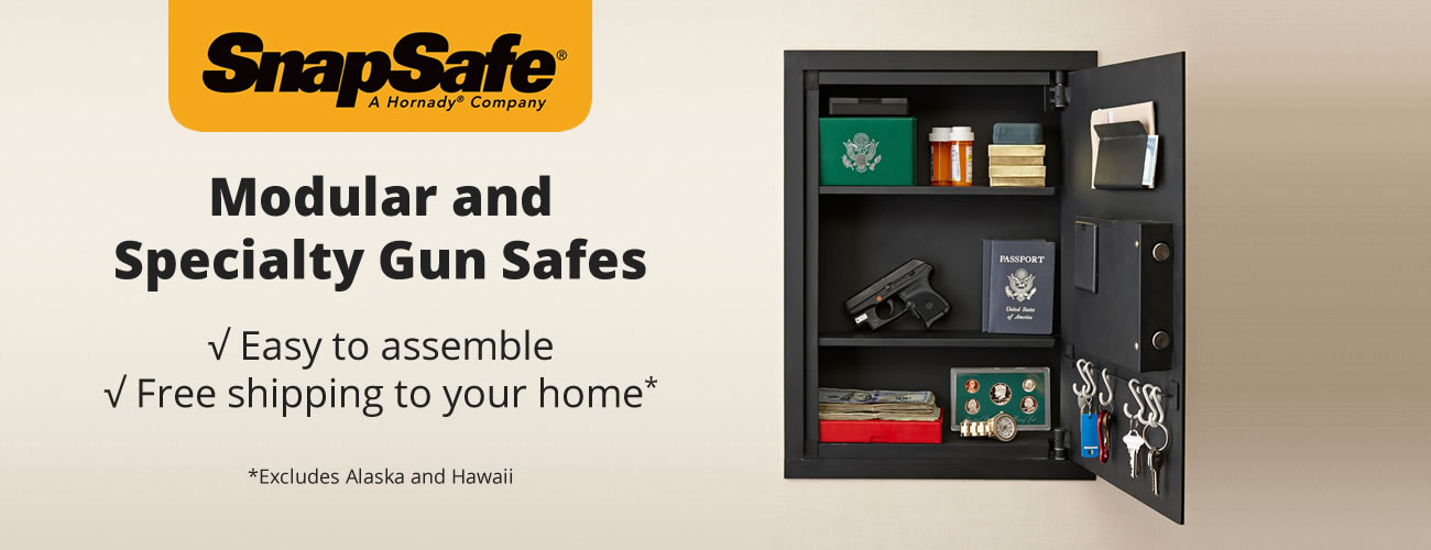 SnapSafe Gun Safes for Sale