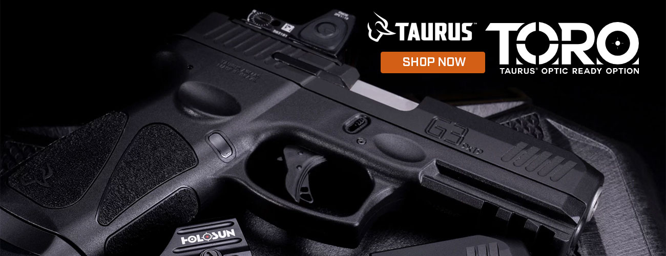 Taurus G3 T.O.R.O. Optic Pistol for Sale