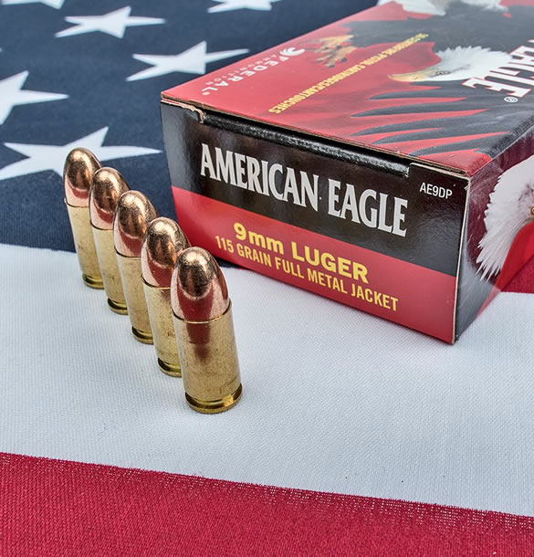 9mm Ammunition In Stock