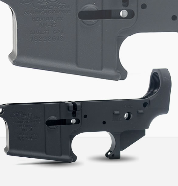 Anderson AR15 Lower Receiver