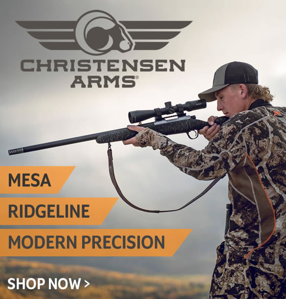 Christensen Arms Rifles for Sale