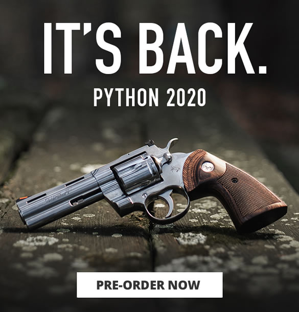 Pre-Order the new Colt Python