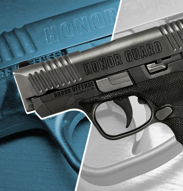 Honor Guard 9mm Sub-Compact Pistol