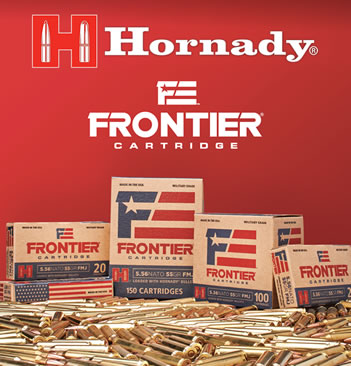 Hornady Frontier Cartridge Ammunition