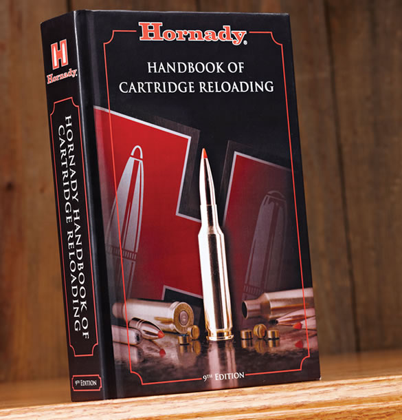 Hornady Reloading Handbook for Sale