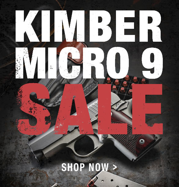 Kimber Micro 9mm Pistols for Sale