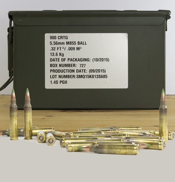 M855 for Sale ZSAM855MOD