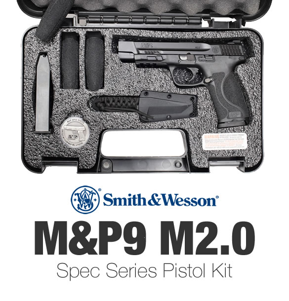 Smith and Wesson MP9 M2.0 Spec Series