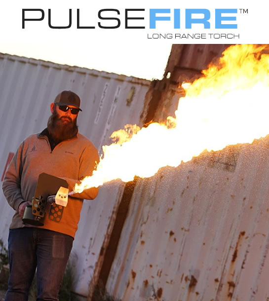 Pulsefire Long Range Torch