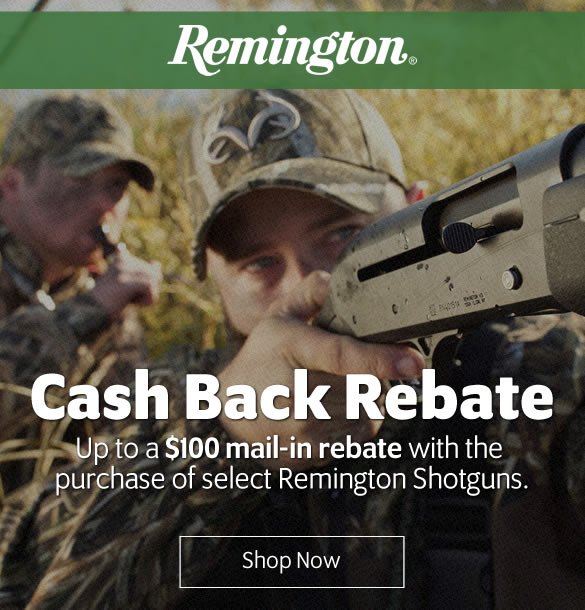 Remington Cash Back Rebate