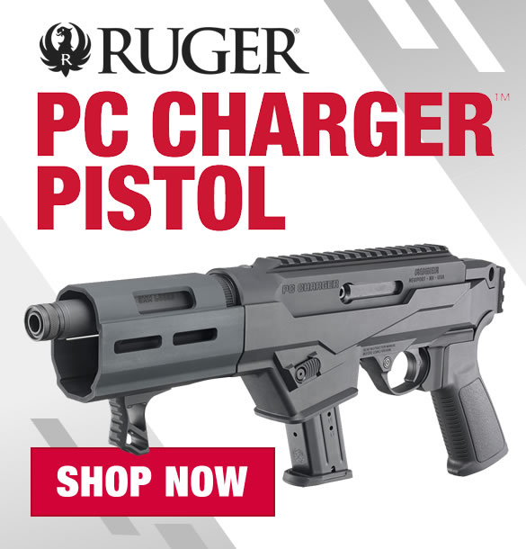 Ruger PC Charger 9mm Pistol for Sale