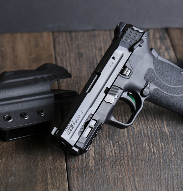 M&P Shield EZ Recall Notice