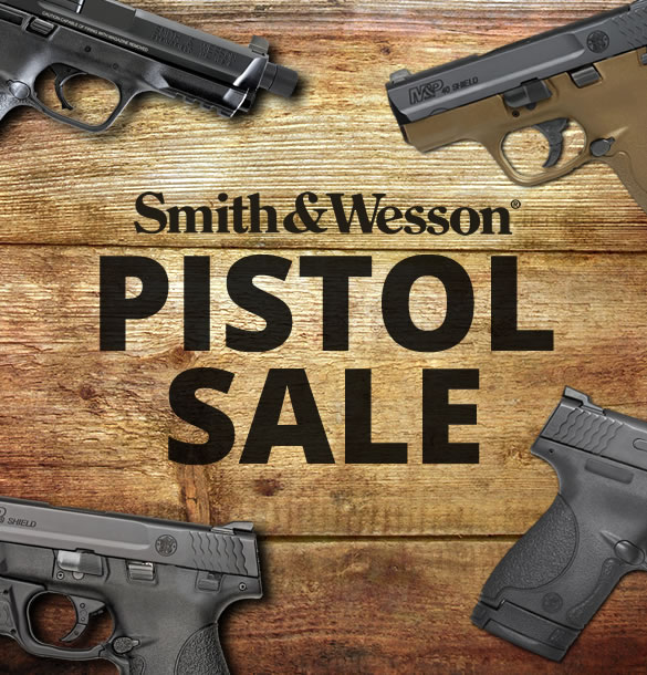 Smith & Wesson Pistol Sale