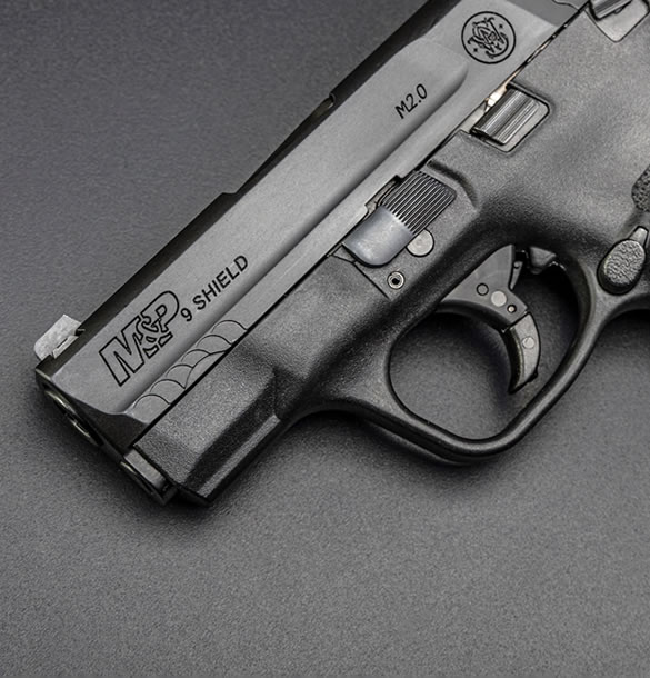 Smith & Wesson M&P9 Shield Pistols