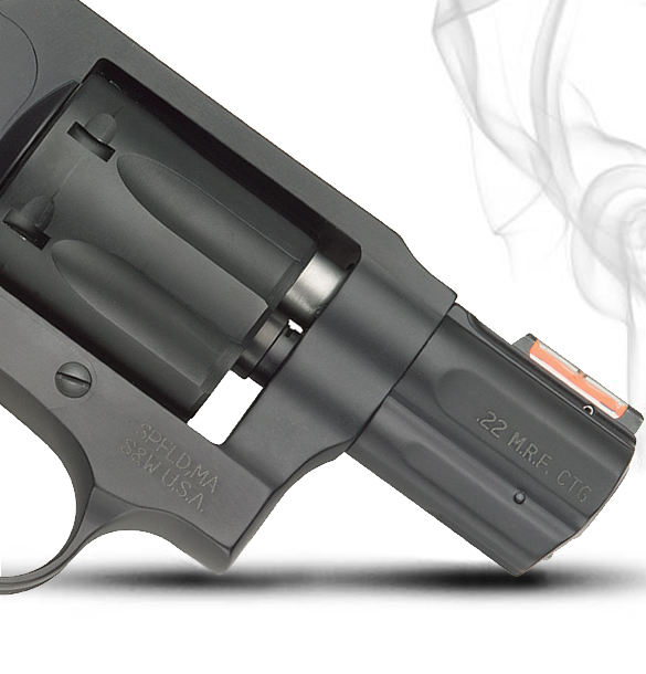 Smith and Wesson 22 Mag Revolver for Sale