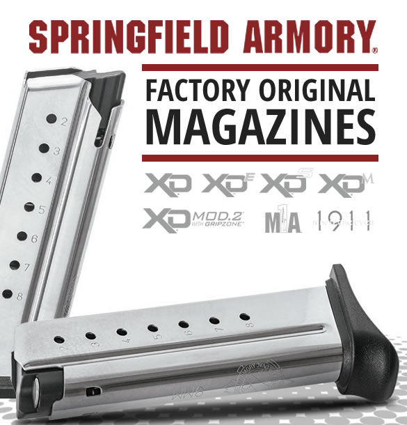 Springfield Factory Magazines for Sale