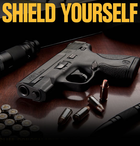S&W M&P Shield Pistols