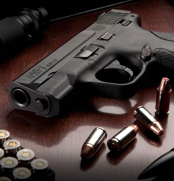 S&W M&P Shield Pistols