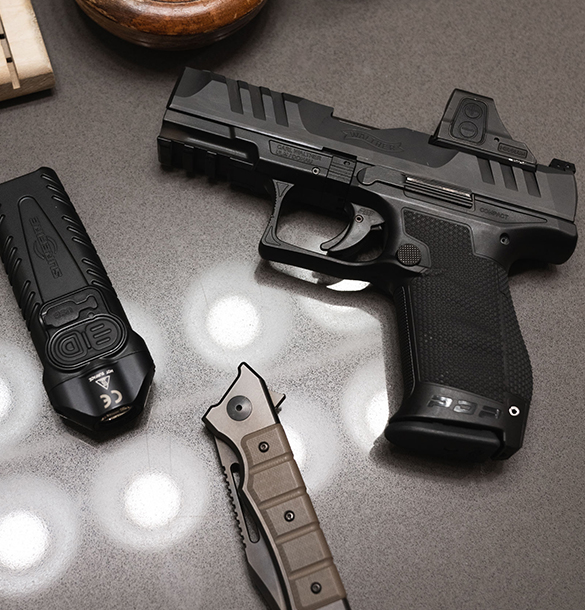 Walther PDP Pistols