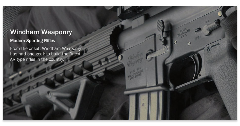 Windham Weaponry 5.56 Modern Sporting Rifles