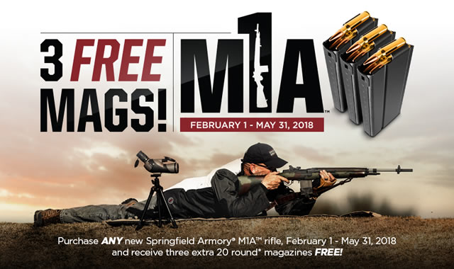 M1A 3 Mags Free