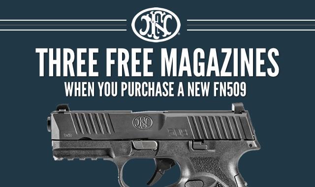 Three Free Magazines