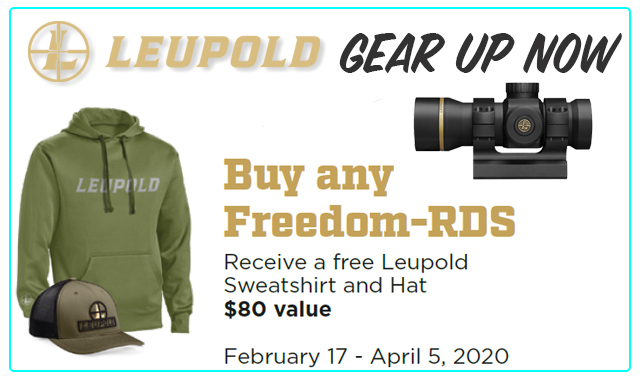 Rebate: Gear Up Now Freedom RDS